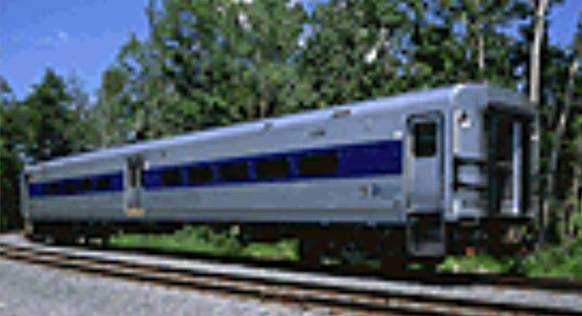 Metro North Shoreliner Quot Center Door Quot Trailer Coach 1996 B
