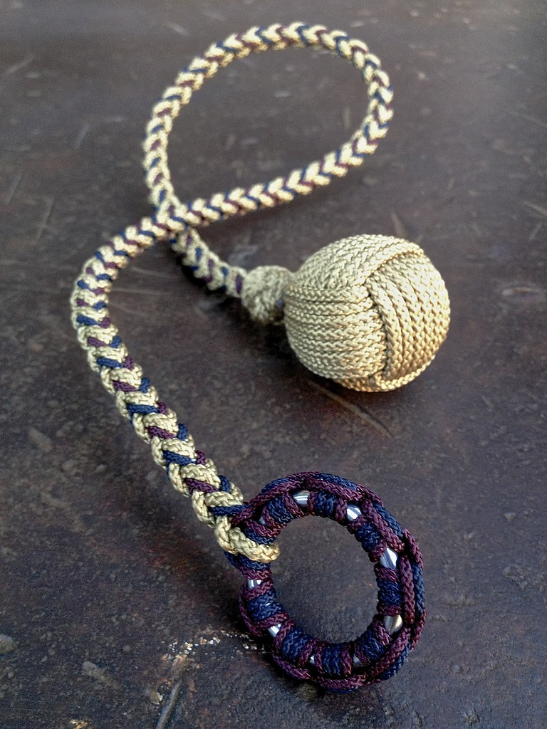 Paracord Flail Watch Dogs