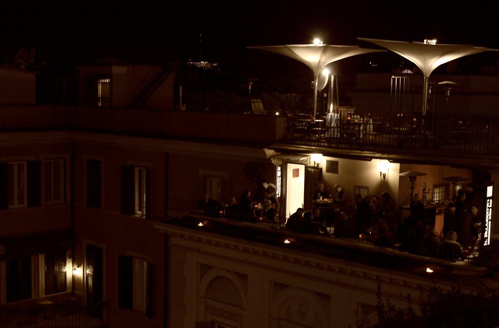 La Grande Bellezza Terrazze Romane Rm By Night Marcella Di