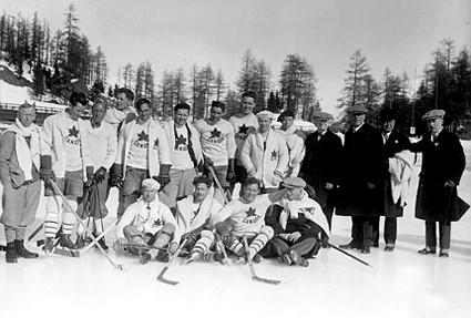 Canada 1928 Olympic team 4