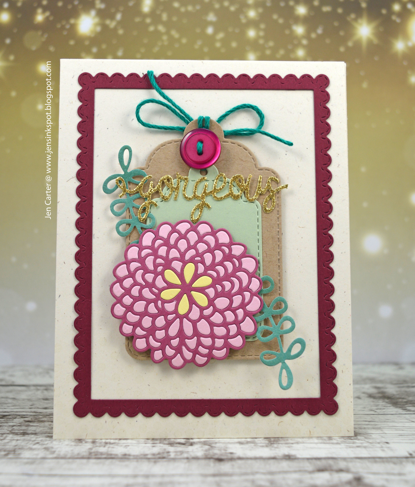 Jen Carter Gorgeous Lacey Blooms1 Foliage Tag 1