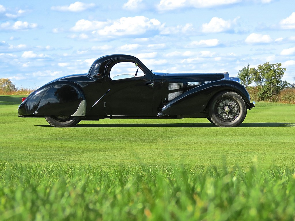 Bugatti Type 57 Atlante St. Michaels 1