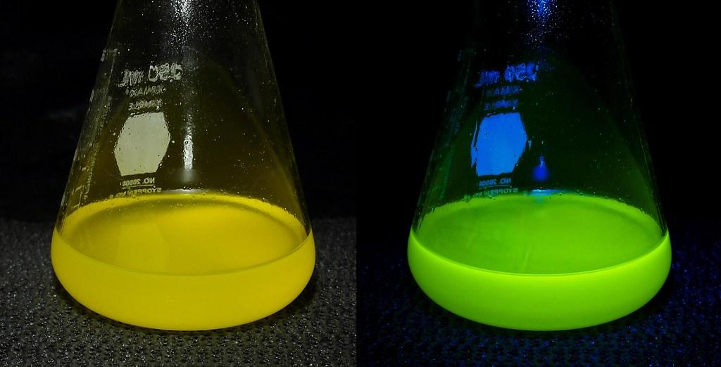 Vitamin Fluorescence: ...