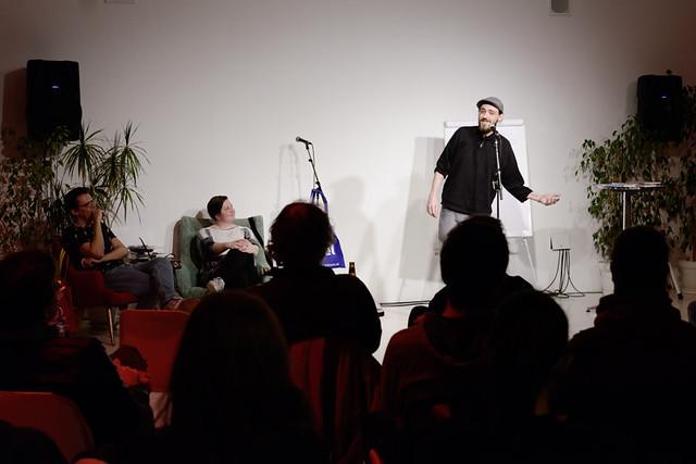 textstrom Poetry Slam @ Brunnenpassage