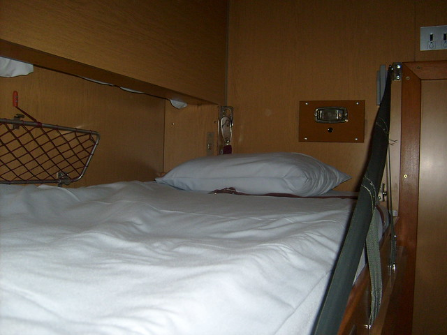Fenti ágy