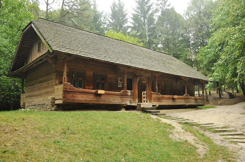Museum of Folk Architecture and Rural Life /Lviv, Ukraine/
