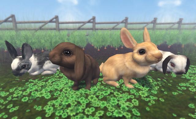 JIAN Bunnies & Carrots (C88/FLF)