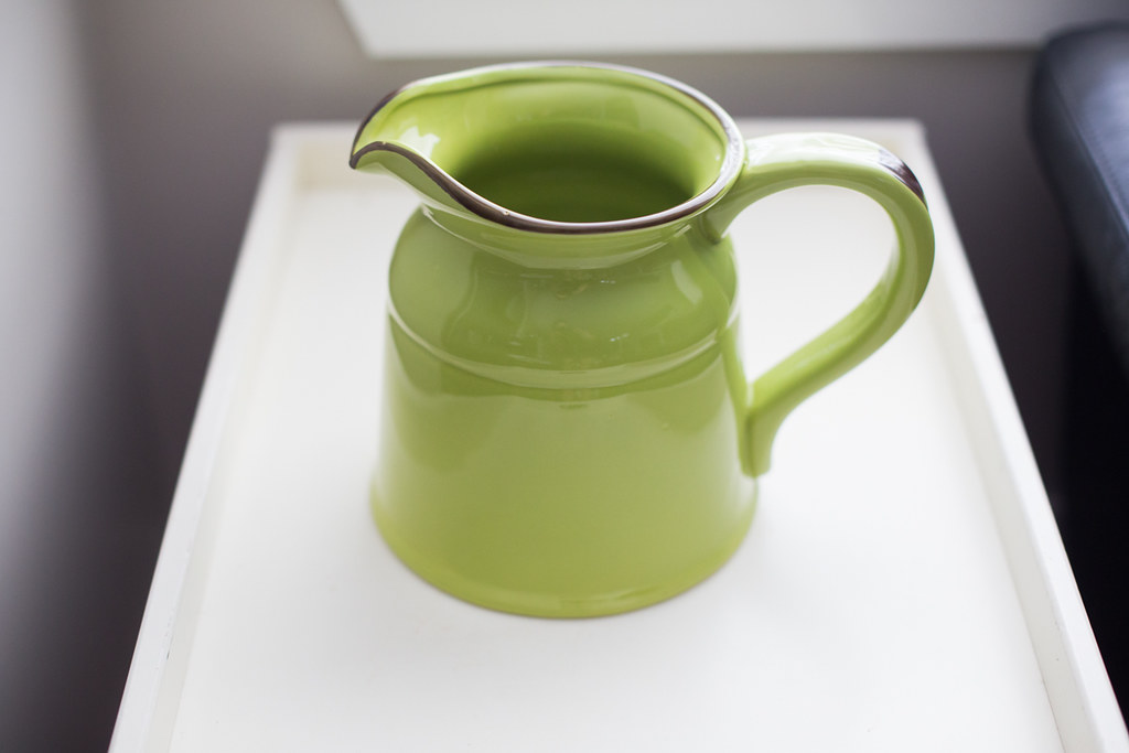 Maize Pitcher from Wayfair Centerpiece
