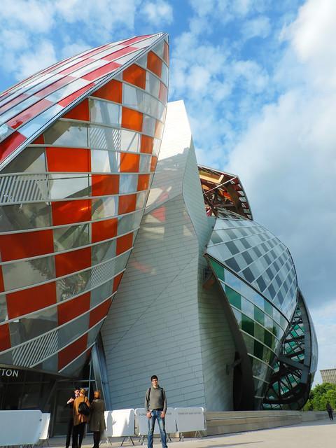 Paris Photo Essay: Fondation Louis Vuitton, Paris, France