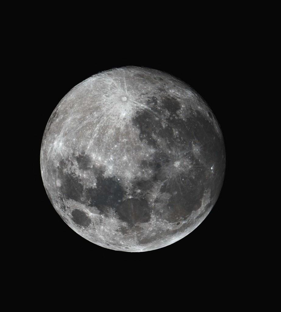 Full Moon 10th April 2017 Full Moon 10th April 2017 Flickr