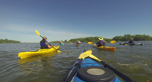 Paddle to Church Island with the Tri-County Blueways Paddlers-048