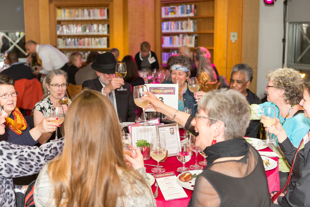 2017 Library Laureates Benefit Gala: Library Love Stories