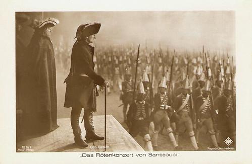 Otto Gebühr in Das Flötenkonzert von Sanssouci (1930)