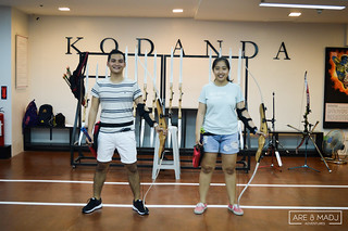 Kodanda Archery Range Eastwood | by Are & Madj Adventures