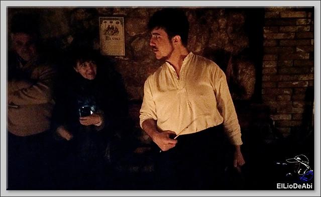 Bodegas medievales don Angel y don Carlos en Aranda de Duero  (10)