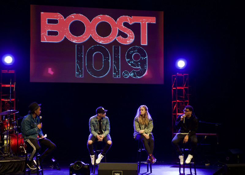 Boost 101.9 Birthday Bash