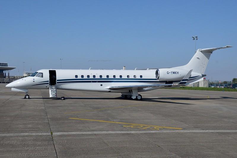 G-YMKH Embraer 135BJ Legacy 650