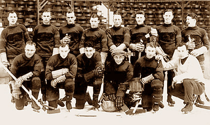 1924-25 Boston Bruins team