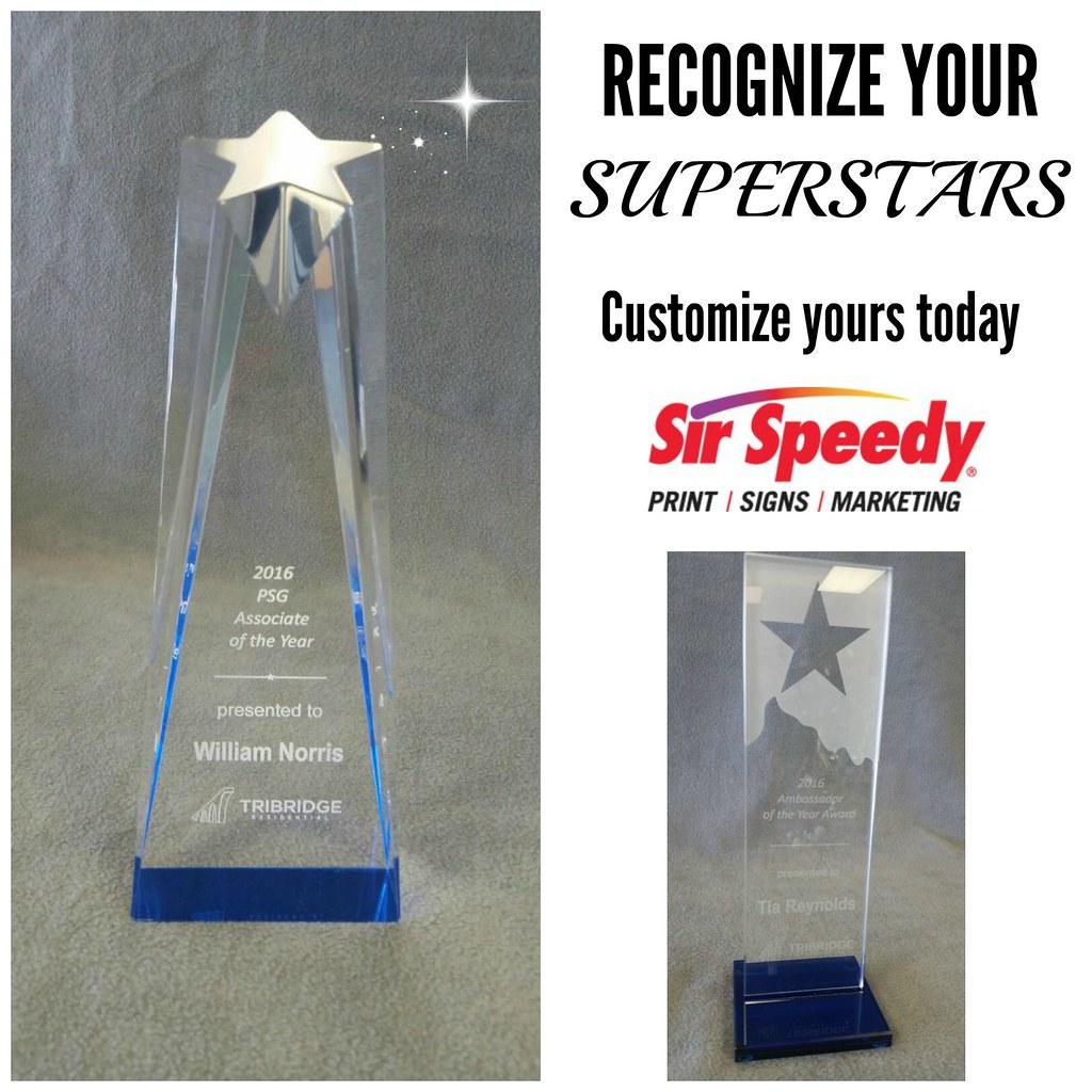 Custom Trophies   Personalized trophies & awards   Sir