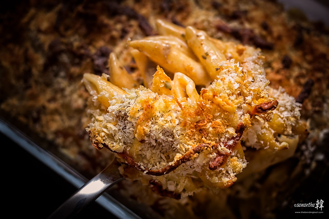 20170422 Home-cooked Chicken Penne Pasta Bake 5087