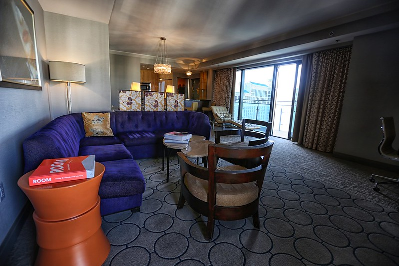 Cosmopolitan Las Vegas Wrap Around Suite 26