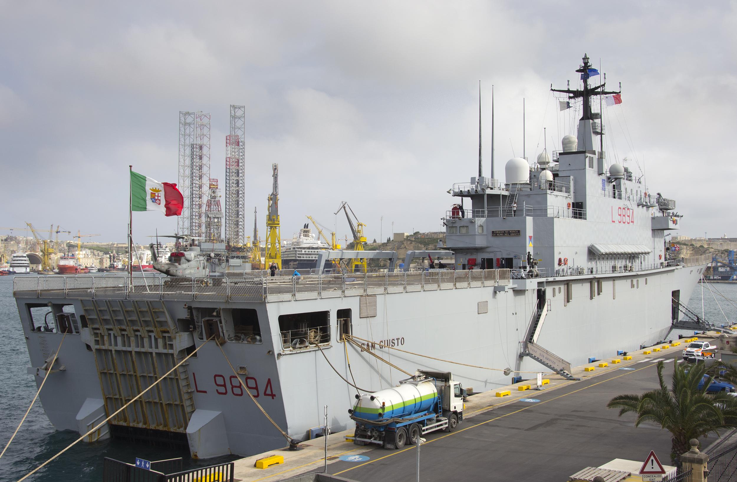 Italian Navy - Marine Italienne - Page 6 33883687840_6995b86c5e_o