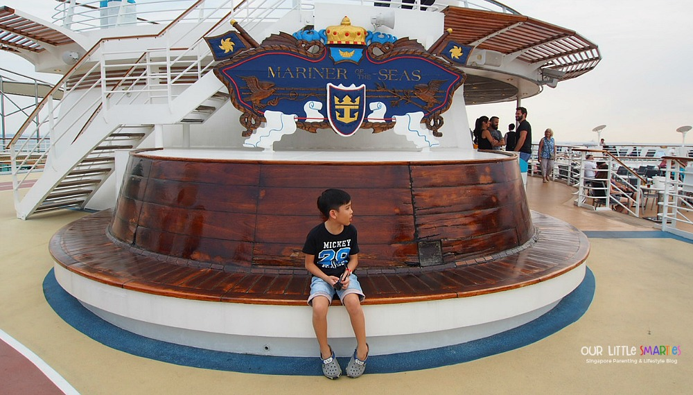 Edison on Mariner of the Seas