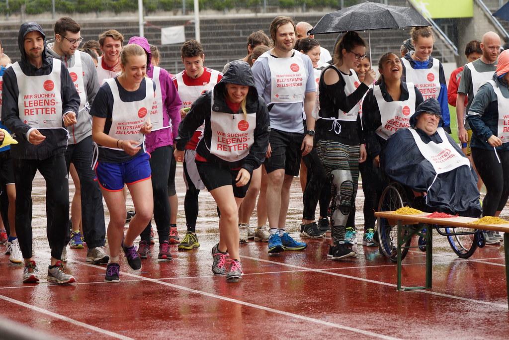 Lauf gegen Leukämie 2016