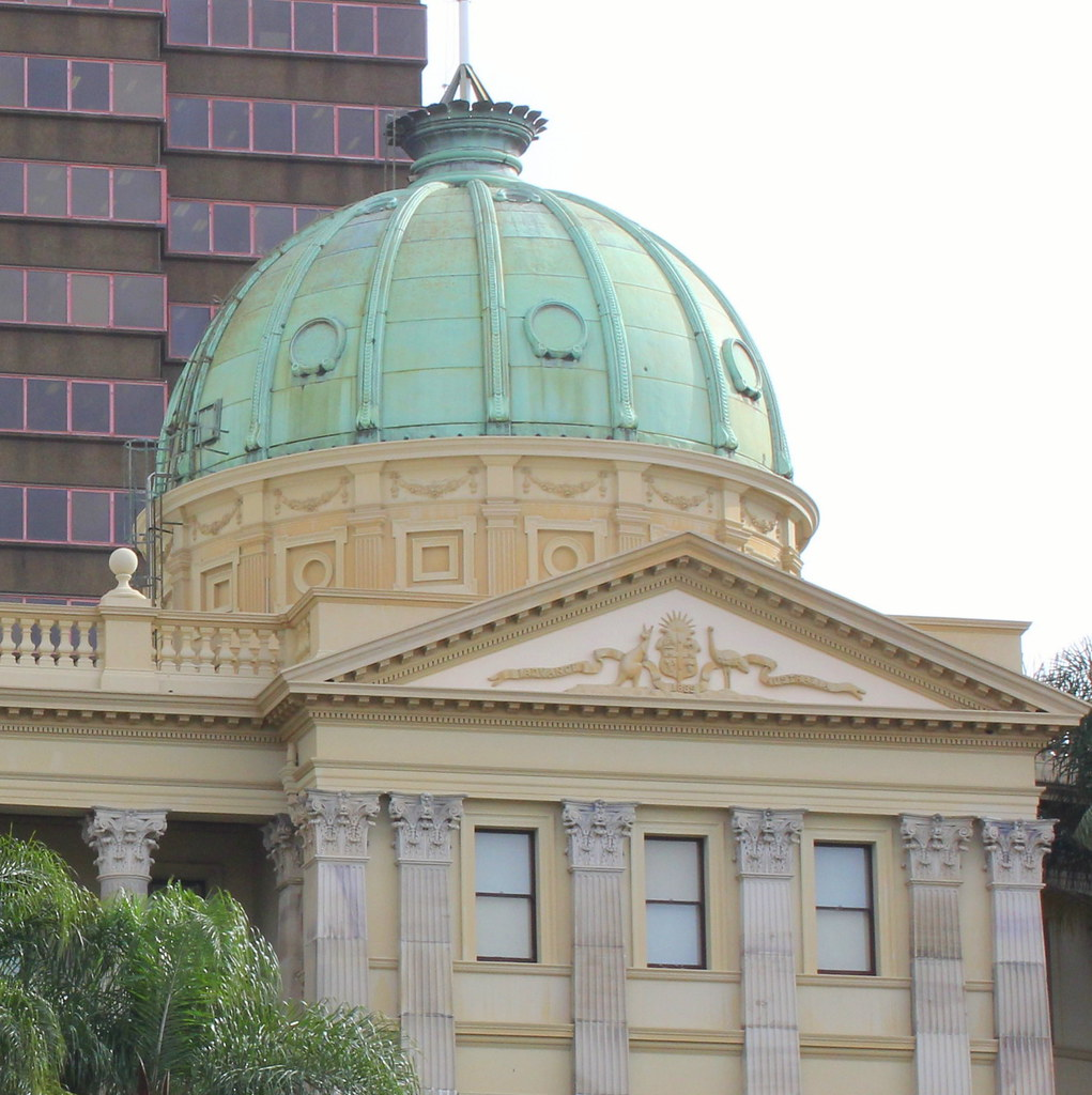 dome of customs house brisbane viewed from citycat on. Black Bedroom Furniture Sets. Home Design Ideas