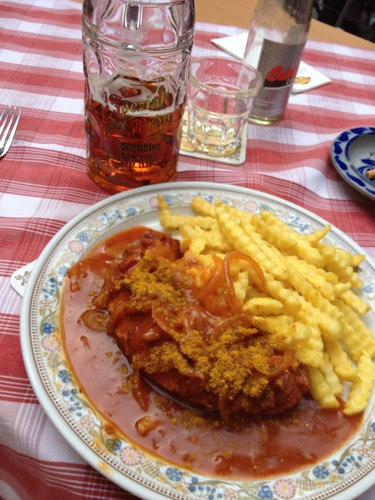 Currywurst I Learned About It In Hamburg But Didn 39 T Tast