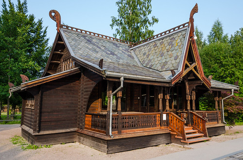 Traditional Norwegian House 1 Kashun Cheung Flickr