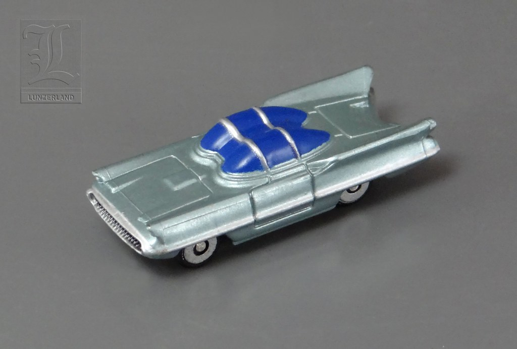Batman Micromachines 1955 Lincoln Futura Concept Car Flickr