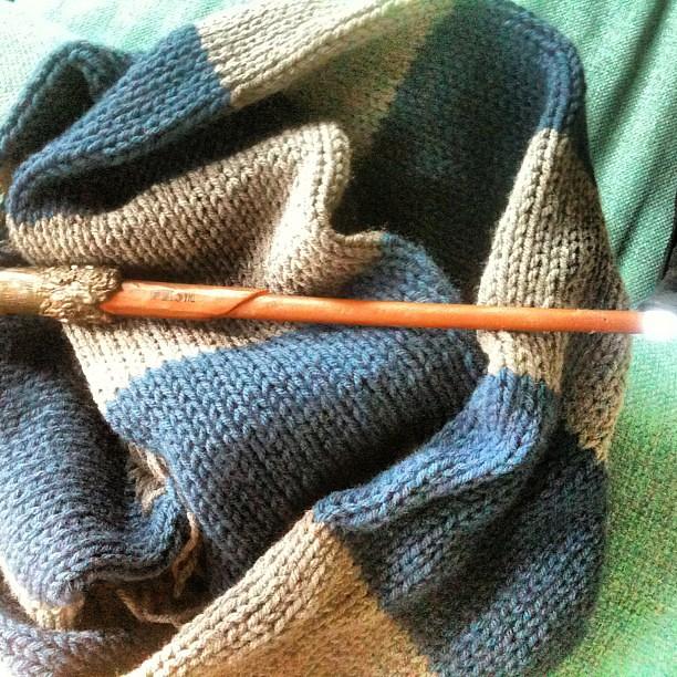 Harry Potter Ravenclaw Scarf Knitting Wand Knit Ya Flickr