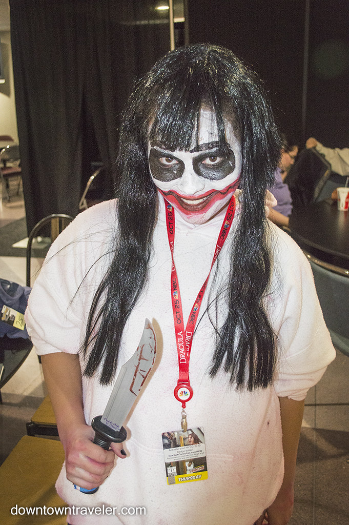 Ny Comic Con Womens Costume Jeff The Killer Best Female