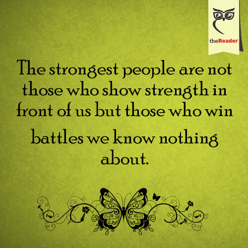 the strongest people are not those who show strength in fr flickr