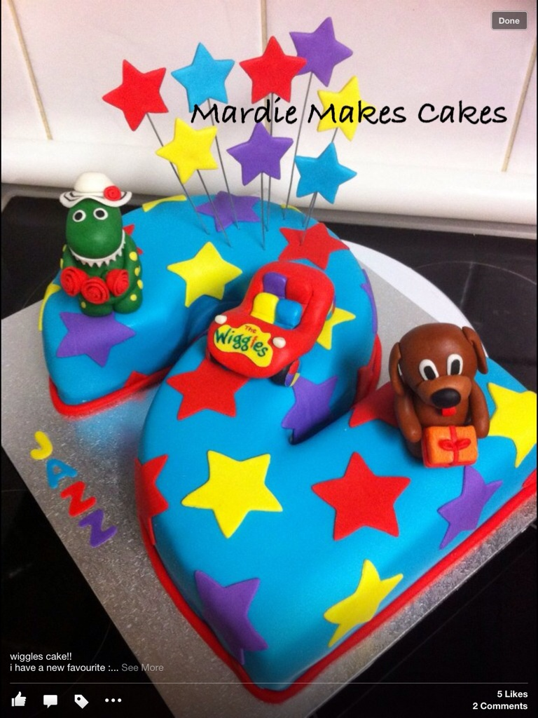 Birthday Cake For  Year Old Boy Images