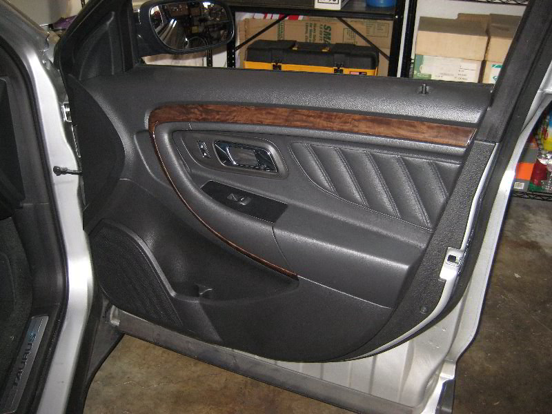 2013 Ford Taurus Front Passenger Interior Door Panel Tak Flickr