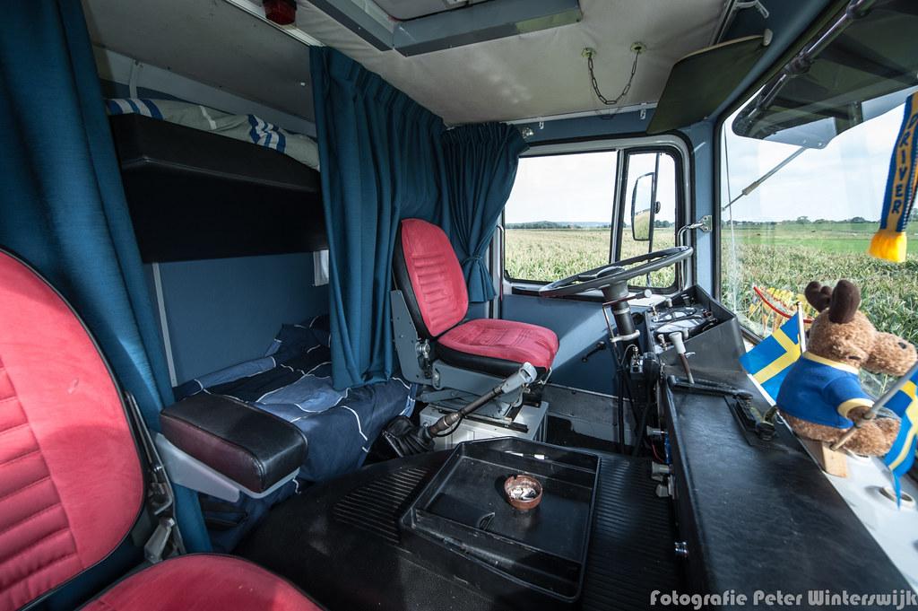 Scania 110 s u p e r a nicely restored scania peter for Interieur 88 b v