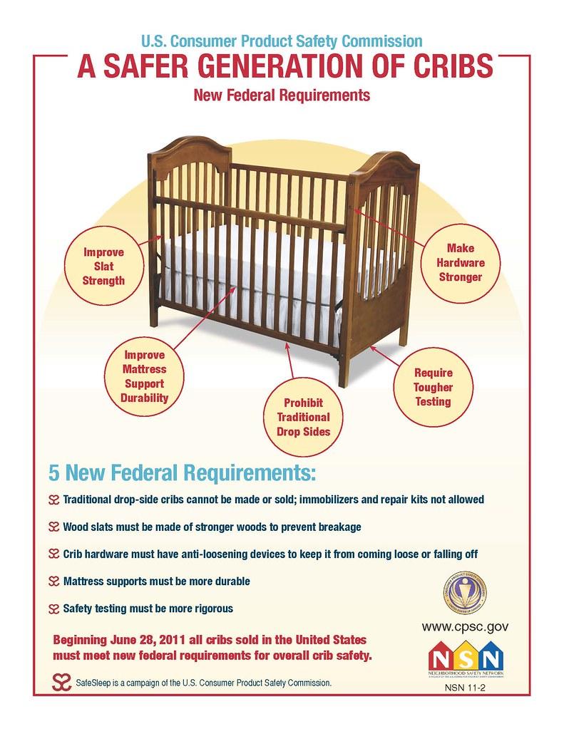 A Safer Generation Of Cribs Beginning June 28 2011 All C Flickr