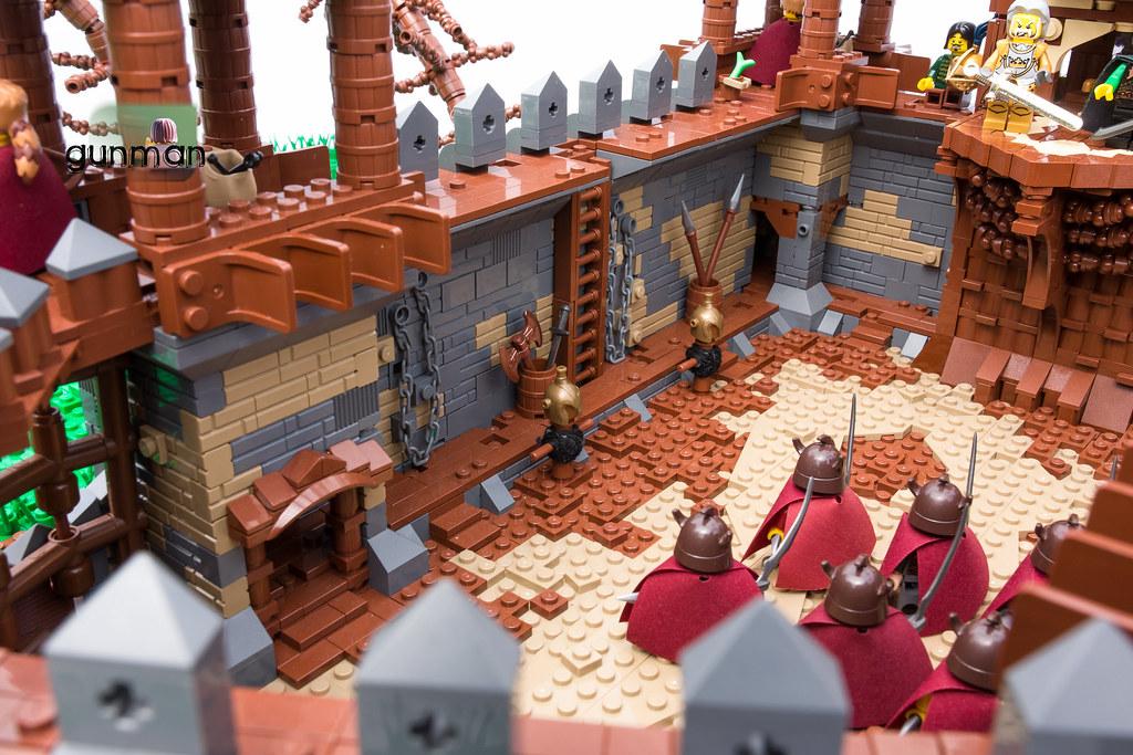 [Guilds of Historica]: Egnatia Fortress  13540117855_911942c40a_b