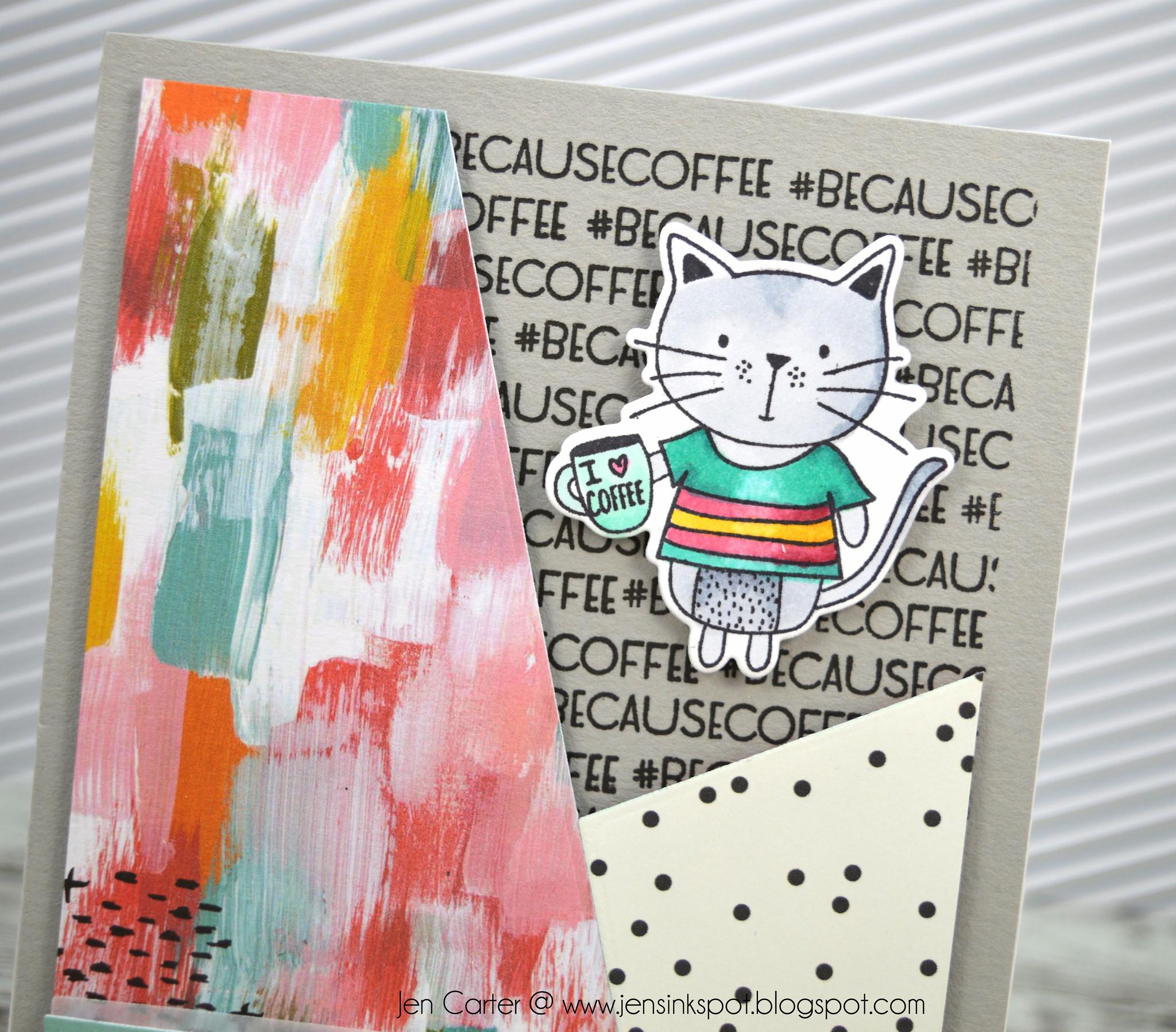 CIC396 Jen Carter Cat Talk Closeup
