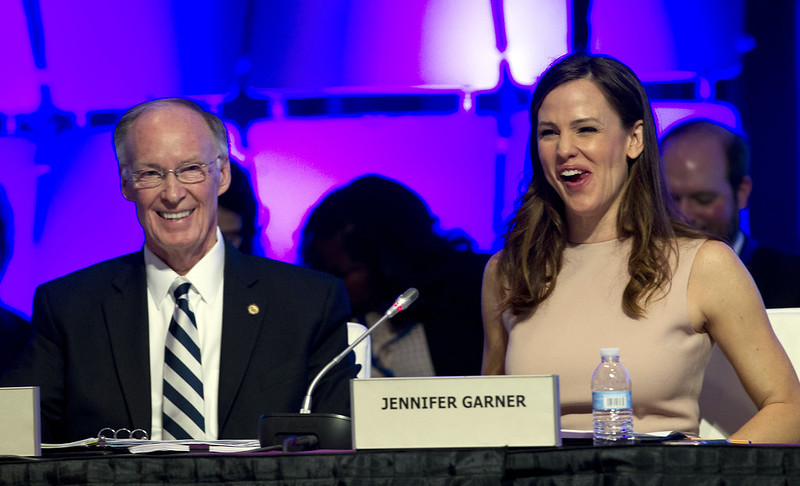 02-25-17 Governor Bentley Chairs Education and Workforce Committee at NGA Winter Meeting