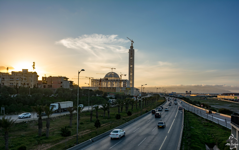 مشروع جامع الجزائر الأعظم: إعطاء إشارة إنطلاق أشغال الإنجاز - صفحة 19 32878936644_6fec824978_o