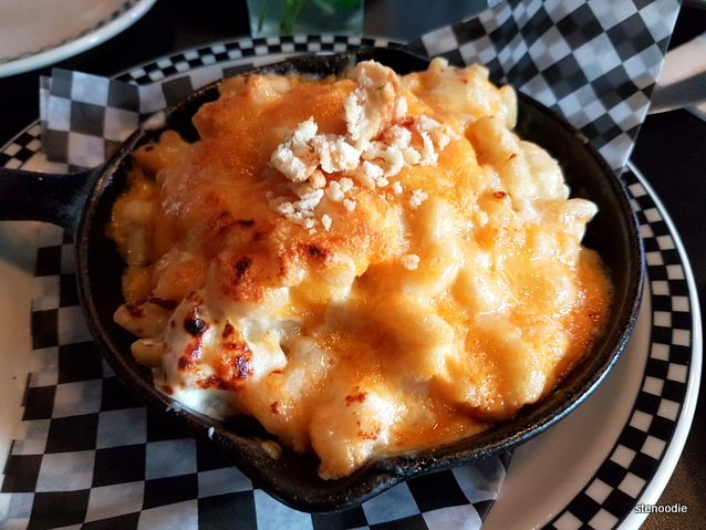 Mac & Cheese Cobbler