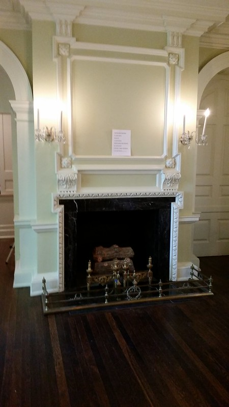 20170408_105705 2017-04-08 Neel Reid 2922 West Andrews classic Georgian dining room fireplace
