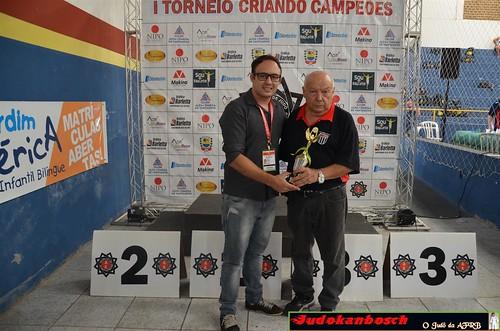 1º Torneio Projeto Criando Campeões 09.04.2017 - Pódios Associações