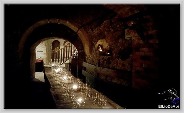 Bodegas medievales don Angel y don Carlos en Aranda de Duero  (9)