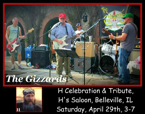 The Gizzards 4-29-17
