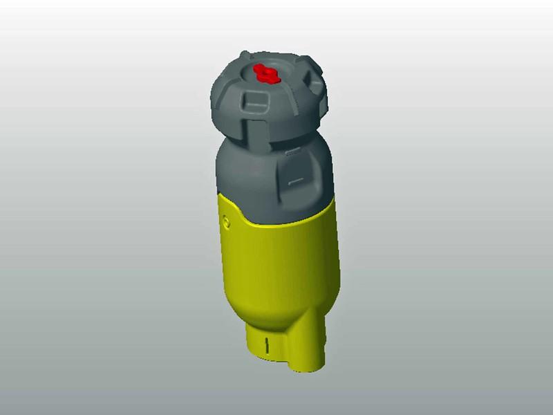 Fusion Core Model