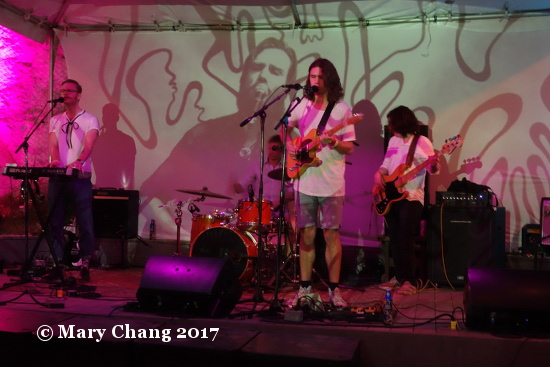 Rainbrother, Cheer Up Charlie's, Force Field PR showcase, Tuesday 14 March 2017
